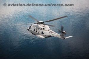 Bundeswehr orders 31 NH90 helicopters