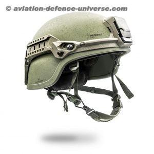 Galvion helmet system