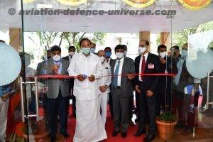 Vice President of India, visited DRDO's Dr APJ Abdul Kalam Missile Complex