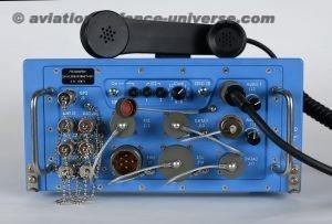 EMP-protected radio
