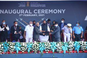 inaugural ceremony of Aero India 2021