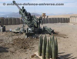 155mm/45 caliber 'Dhanush' gun