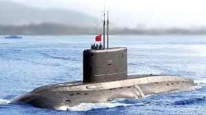 PLA Navy Submarine