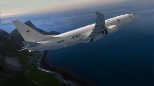 Boeing P-8A Poseidon Aircraft