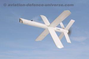 Hero-400EC Loitering Munition System