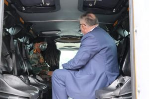 Army Chief Gen MM Naravane visits Southern Command