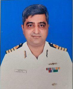 Capt. Prashant Handu