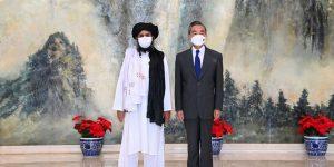 Taliban-China meet in Beijing