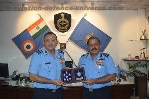 CAS, Air Chief Marshal RKS Bhadauria