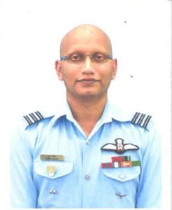 Wing Commander Uttar Kumar