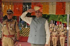 Sardar Vallabhbhai Patel National Police Academy in Hyderabad