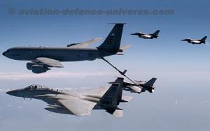 Rolls-Royce developing  digital system to improve U.S. Air Force Air Refueling efficiency