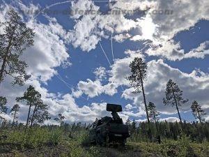 Saab Giraffe Radar and C2 Proven at Multinational Air Power Exercise