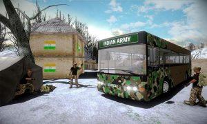 Indian Army simulation based training