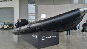 DS-RIB the new assault boat made by Kalashnokov