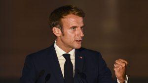 President's Macron