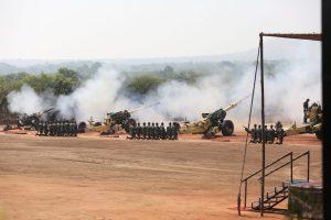 Artillery modernization