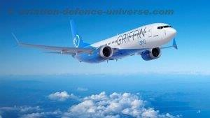 Aircraft Lessor Griffin Orders Five Boeing 737-8 Jets