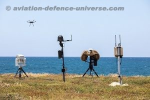British MoD Employed Rafael's DRONE DOME