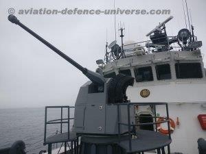 comprehensive naval warfare systems