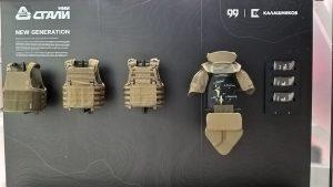Troops safety is Kalashnikov's priorities