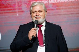 Vladimir Lepin, Kalashnikov Concern CEO