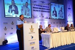 Satish K Kaura, Chairman SIDM Aerospace Committee