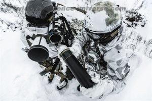 Carl-Gustaf M4 and Ammunition