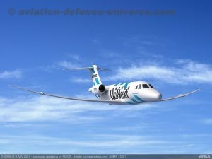 Airbus launches extra high performance wing demonstrator