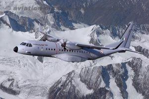 56 Airbus C295 aircraft