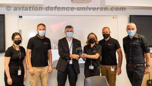 JPB Système Wins SAFRAN Supplier Performance Award
