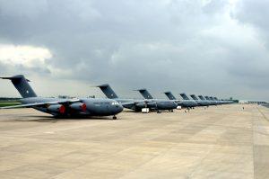IAF C-17s