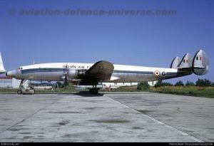 IAF Lockheed Martin Constellation transport aircraft Courtesy : airhistory.net