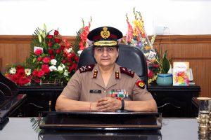 Maj Gen Smita Devrani is ADG, Military Nursing Service