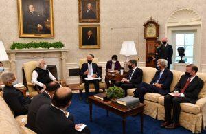 Modi-Biden meet at QUAD Summit