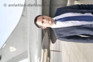 Boris Solomiac, MBDA General Delegate India